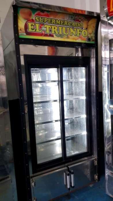 Nevera Vertical Refrigeradoracion