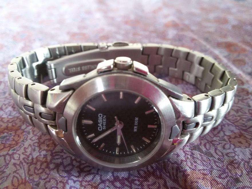 Reloj <strong>casio</strong> para Dama Shn-116705