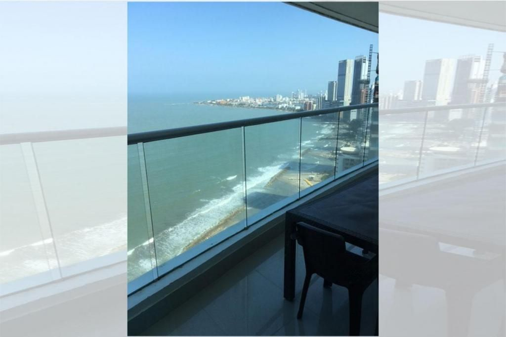 Apartamento En Venta En Cartagena Bocagrande Cod: 10049
