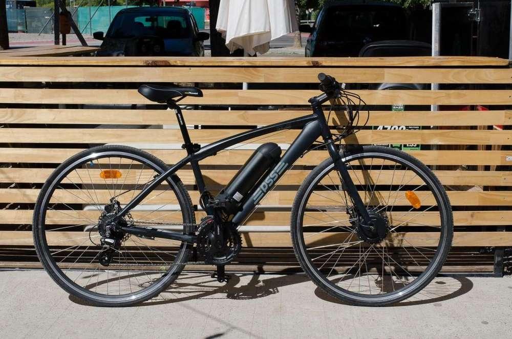 Bicicleta Eléctrica PSSbikes R28 24Vel c/Disco