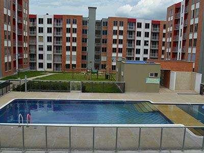Apartamento 60m2 Portal de la Pampa Fusagasugá