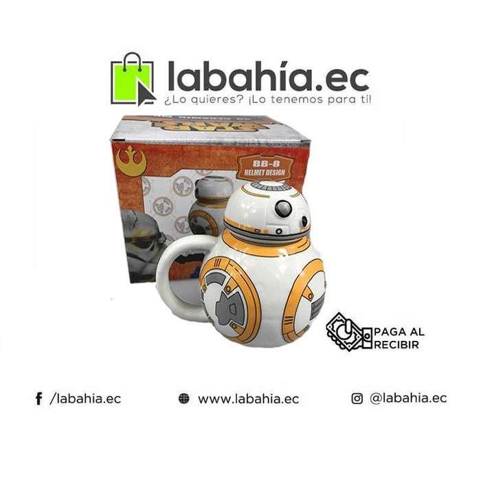 Taza de Cerámica. BB8 Star Wars