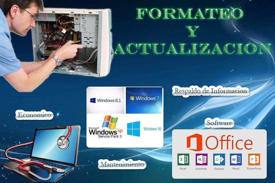 Servicio Técnico: FORMATEO, MANTENIMIENTO, PROGRAMAS COMPUTADORA,PC, LAPTOP, A DOMICILIO. TODO TRUJILLO. CEL: 925946131