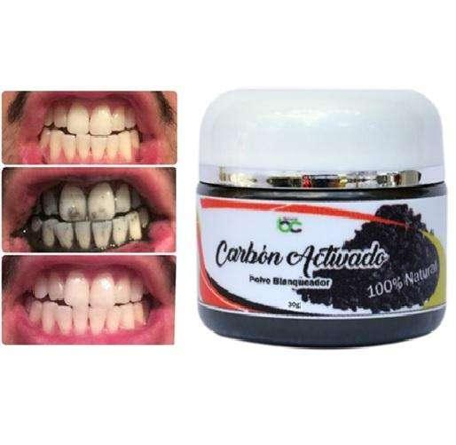 blanqueador dental y facial