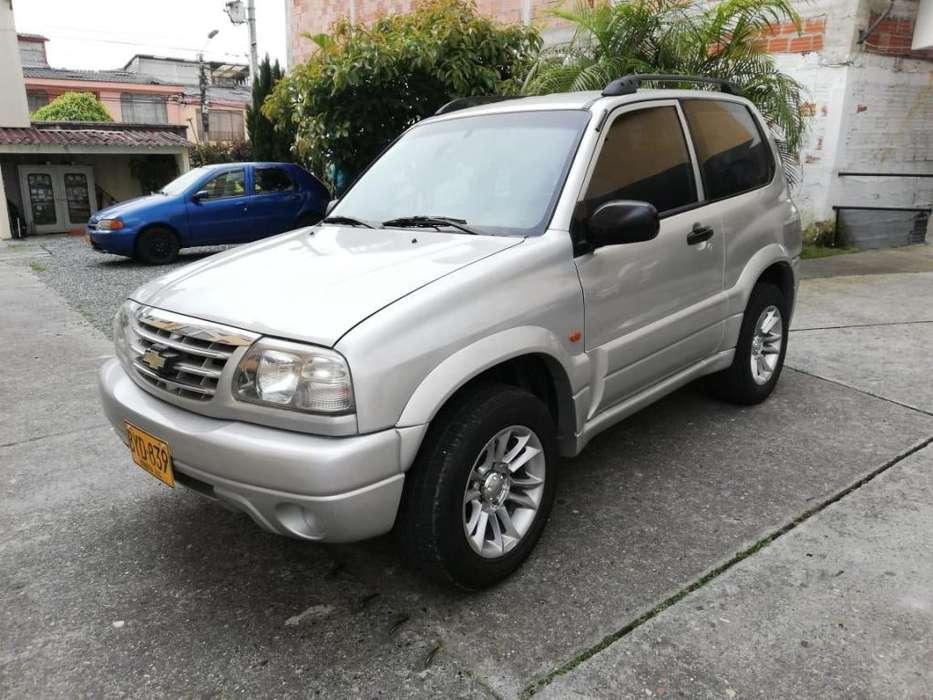 Chevrolet Grand Vitara 2007 - 152000 km