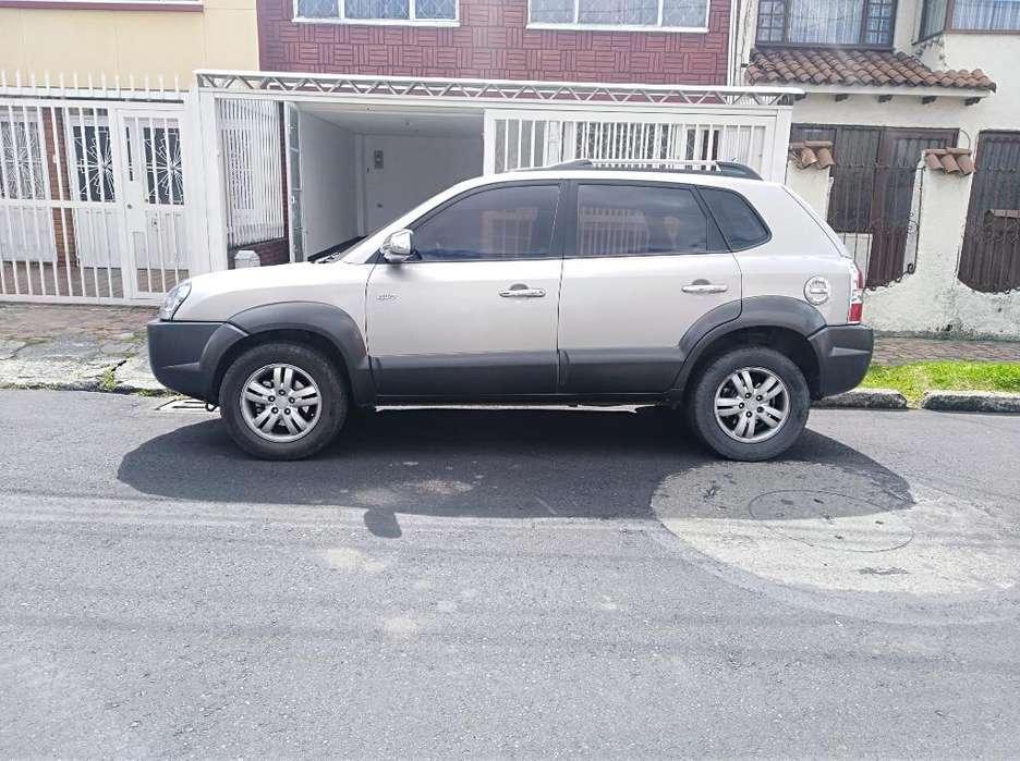 Hyundai Tucson 2007 - 135000 km