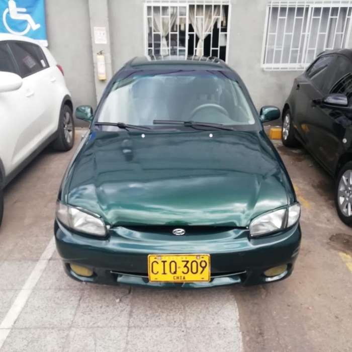 <strong>hyundai</strong> Accent 1998 - 63500 km