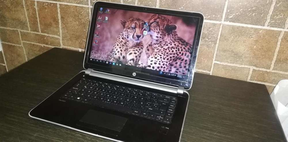 Computador portatil HP pavilion usado