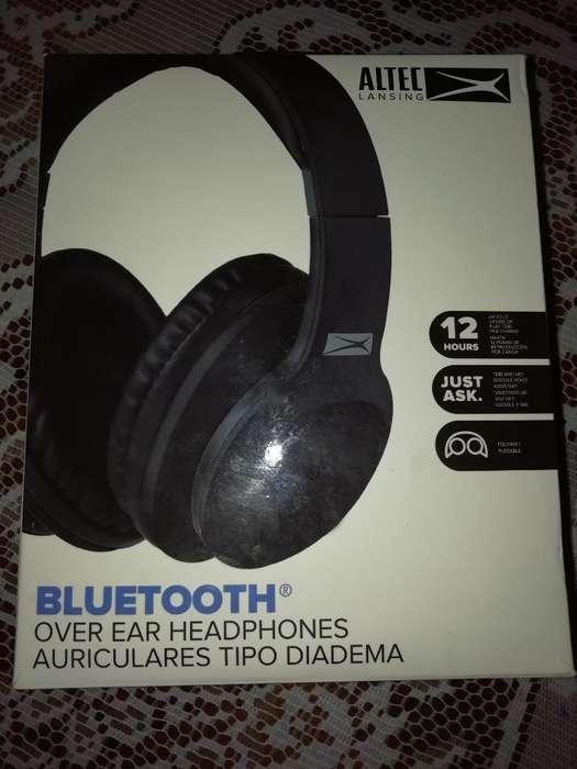 Audífonos Altec Bluetooth