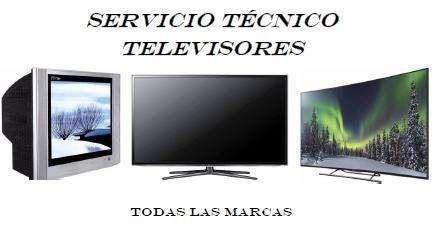 SERVICIO TECNICO A DOMICILIOS DE TELEVISORES