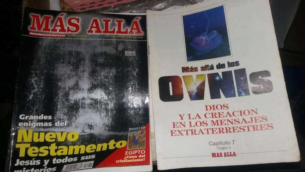 Coleccion Enigmas Y Mas Alla