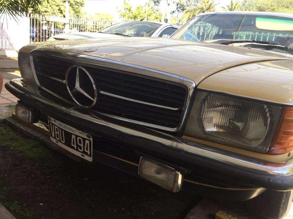 Mercedes Benz 280 Slc Coleccion Rec Men