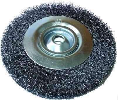Cepillo Circular De Alambre Roster 4X1