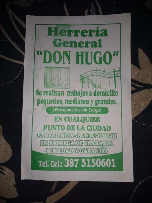 Herrería Don Hugo