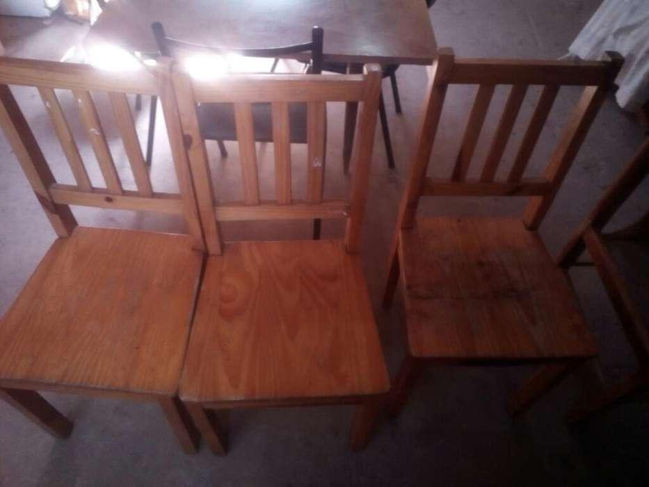 Vendo 5 <strong>sillas</strong> No Son Nuevas 2915121053