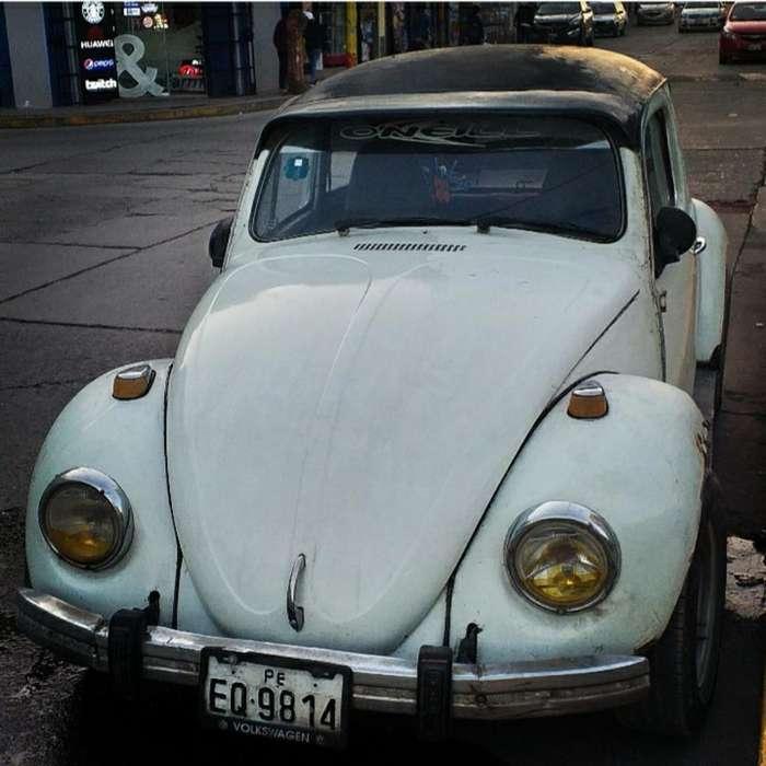 Volkswagen Escarabajo 1982 - 100000 km