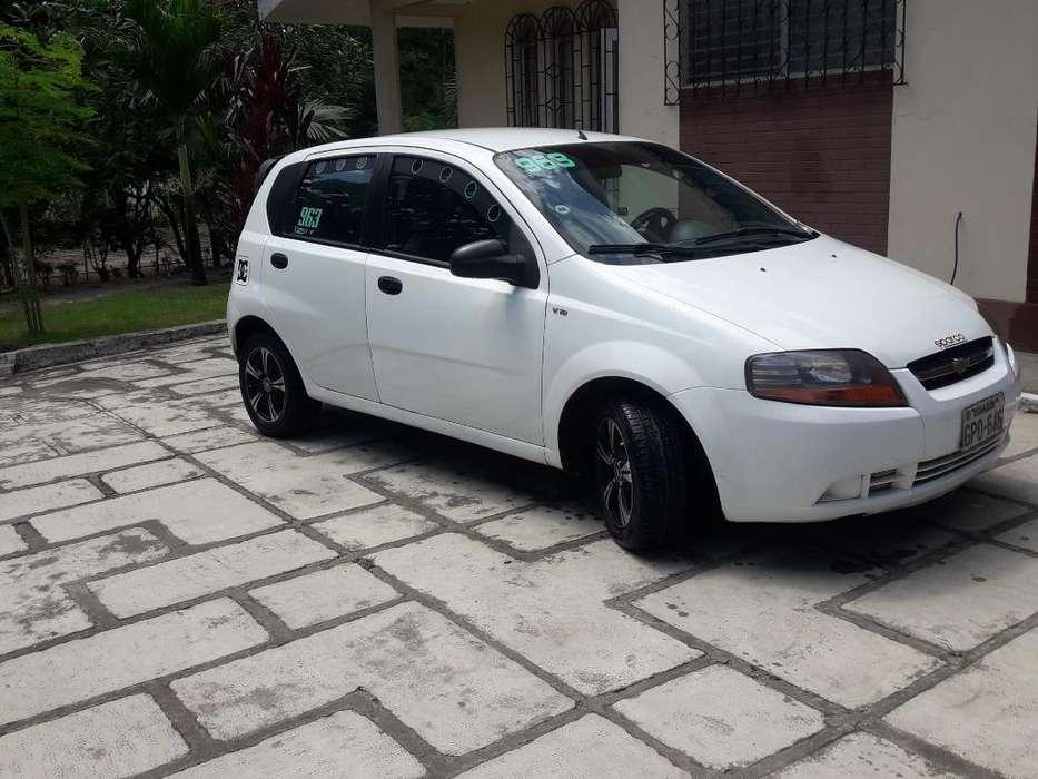 Chevrolet Aveo 2007 - 216000 km