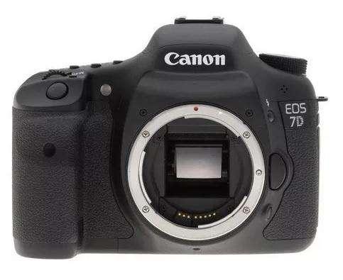 Canon Cámara Profesional Eos 7d