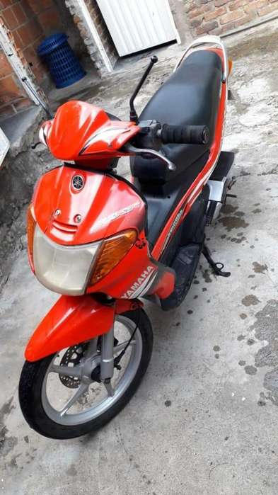 MOTO <strong>yamaha</strong> NEXT AUTOMATICA 115 , SOLO TITULO C.C TELF. 3212861034