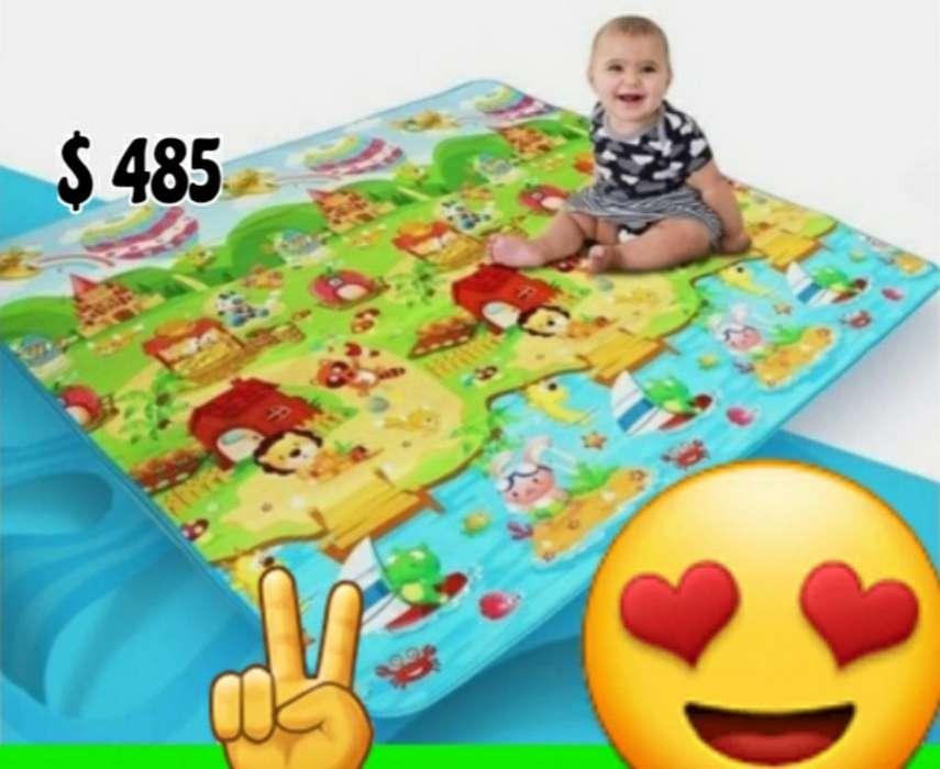 Alfombra Bebé en Promo 2235528766