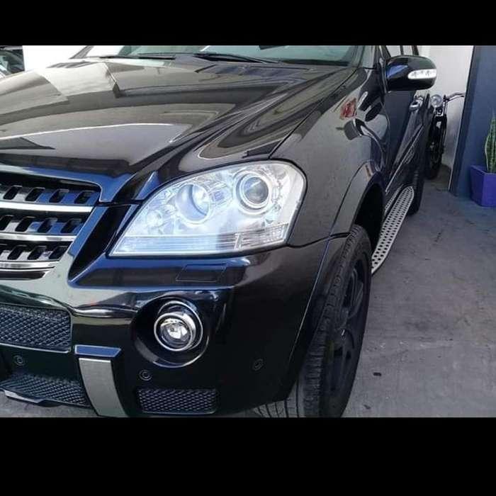 <strong>mercedes</strong>-Benz ML 2008 - 105000 km