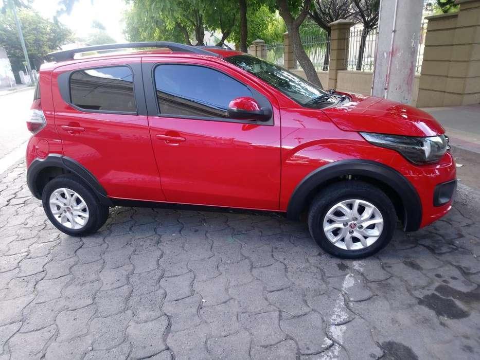 Fiat Mobi 2017 - 49000 km