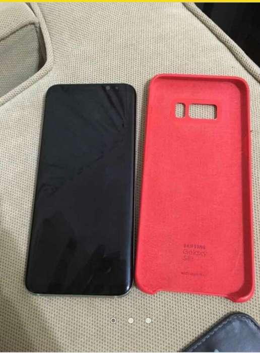 Samsung S8-plus