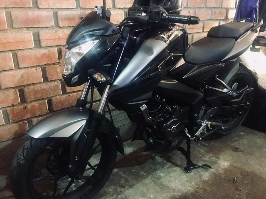 Moto Lineal Ns 200