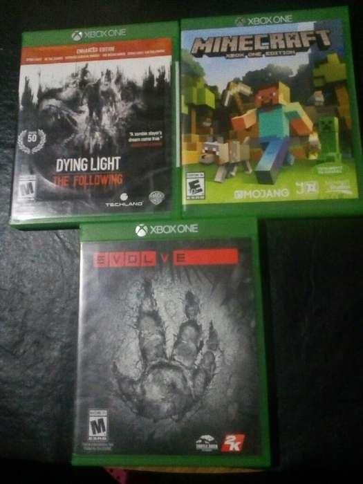Juegos Xbox One Vendo O Cambio