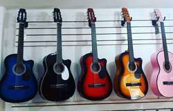 Guitarra Freedom cuerdas de nylon NUEVAS