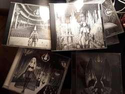 Lacrimosa Discografía 8 Albums, 9 Cds