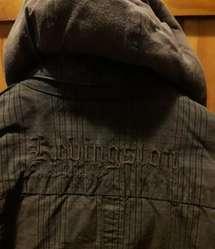 Campera abrigo Kevingston Niño Usada