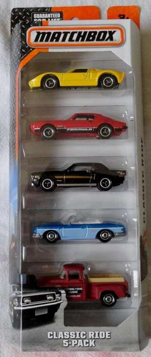 Hot Wheels Classic Rides / 0992786809