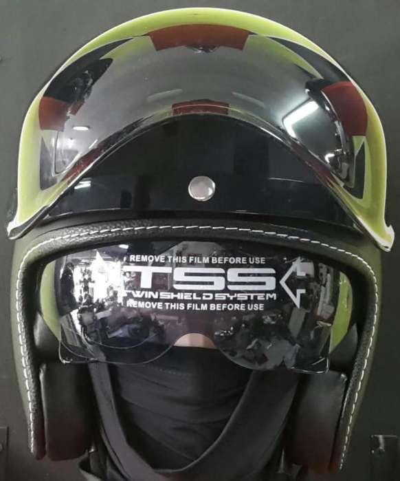 <strong>casco</strong>S PARA MOTO CON DOBLE HOMOLOGACION DOT Y ECER2205