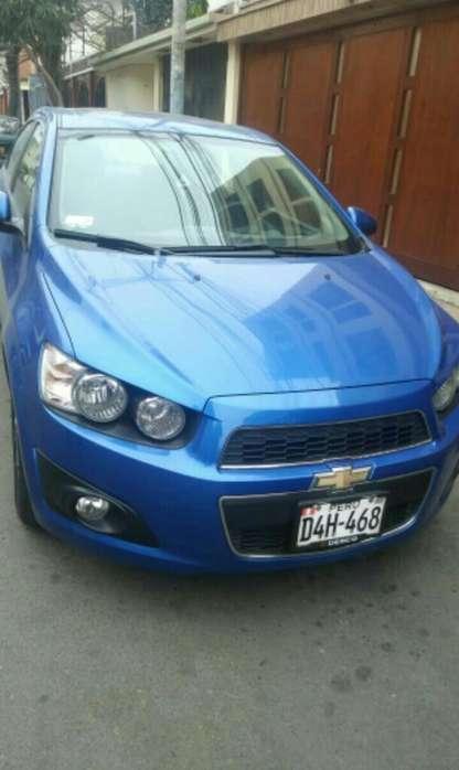 Chevrolet Sonic 2012 - 61000 km