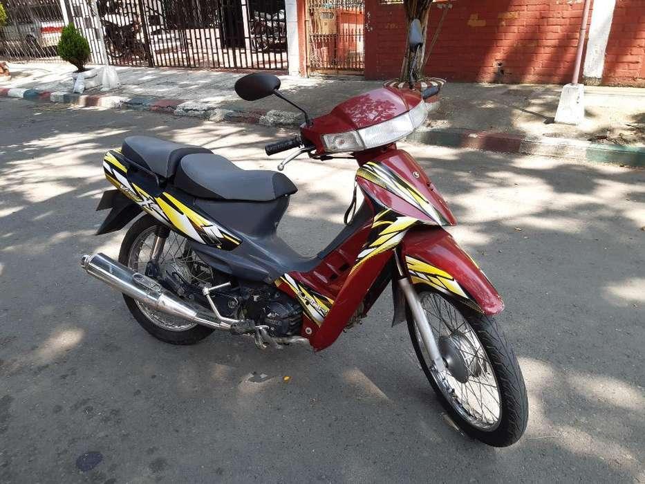 Suzuki Vivax 115 2006 Seguro Nuevo