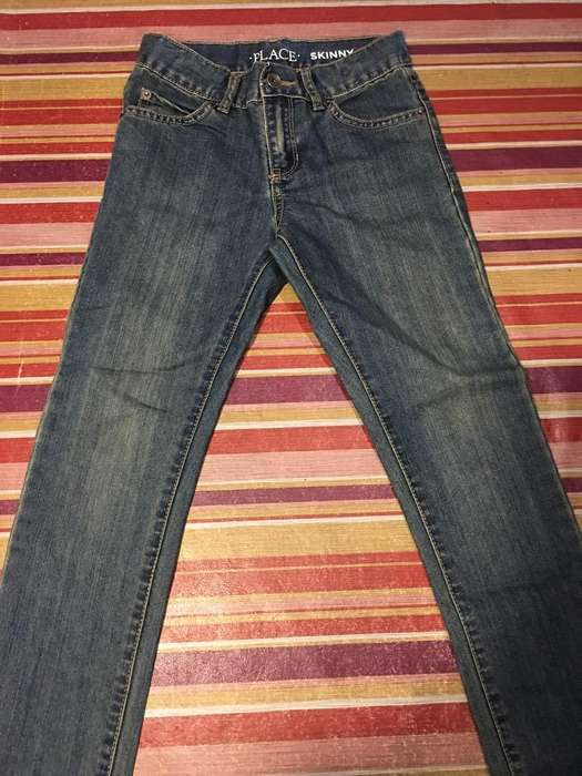Jean Skinny Childrens Place 7 Años