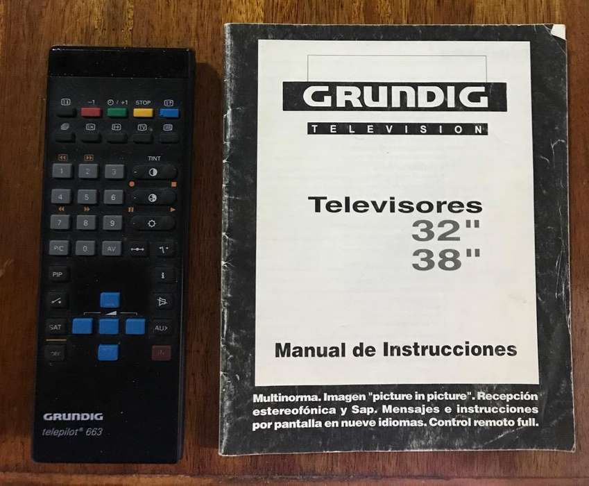 Vendo Tv 38' modelo convencional