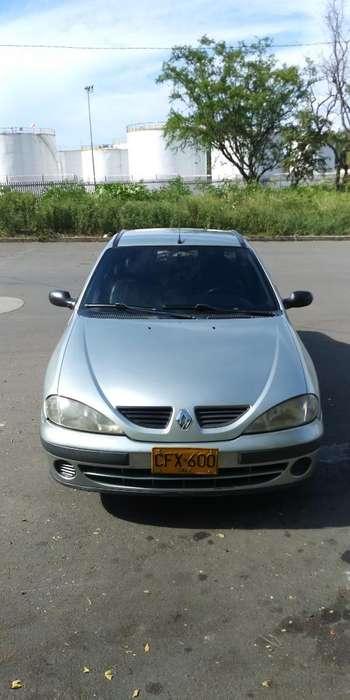 Renault Megane  2001 - 1600000 km