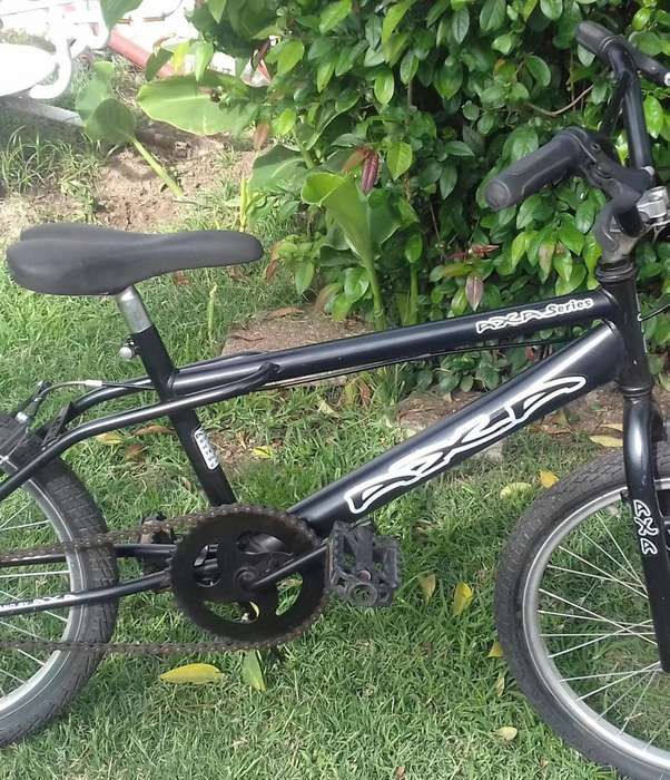 Vendo Bici AXIAIMPECABLE