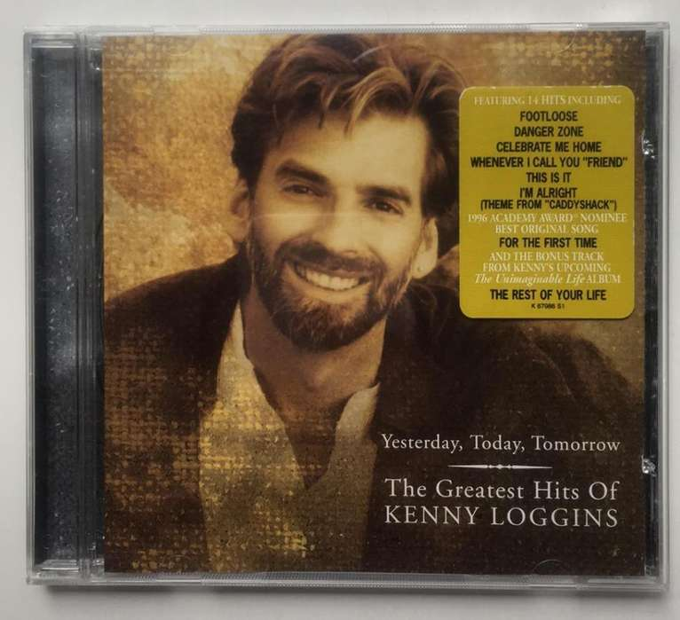Kenny Loggins Greatest Hits Cd