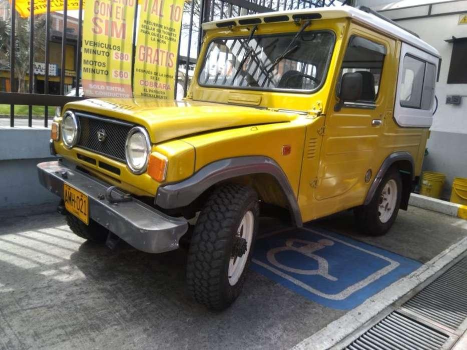 <strong>daihatsu</strong> F20 1980 - 1000 km