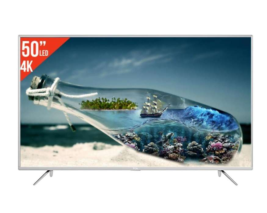 Smart Tv Tcl de 50 4k Uhd