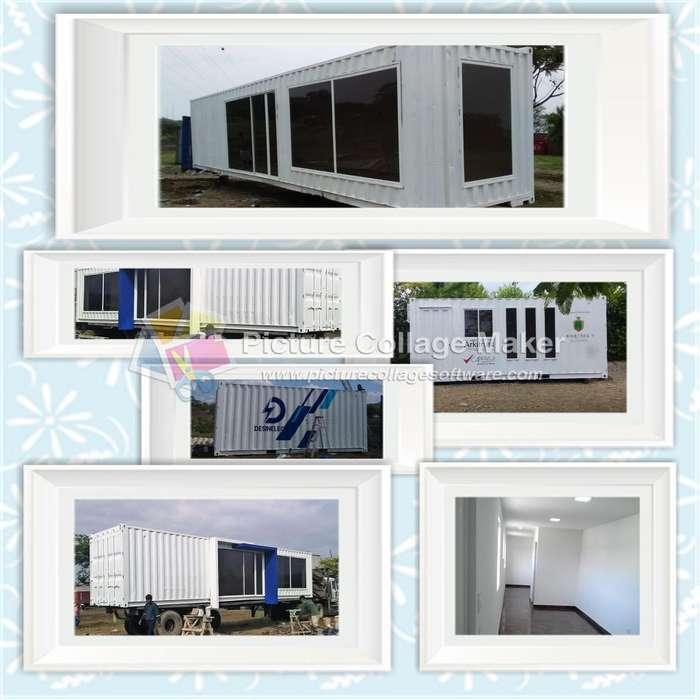 CONTENEDORES PARA OFICINAS Y MAS.. 0992370477