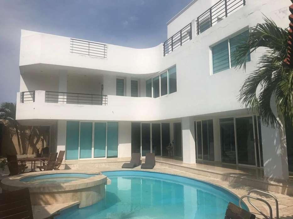 Espectacular casa campestre en la ciudad de Barranquilla