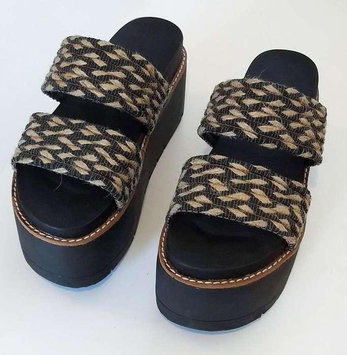 bfba785150 <strong>zapatos</strong> Sandalia Plataforma Mujer Nuevos