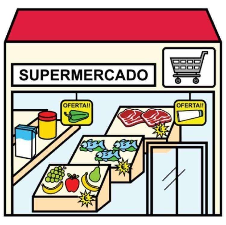 Se Necesita Repositor para Supermercado