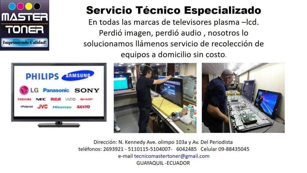 TELEVISORES SERVICIO TECNICO ESPECIALIZADO