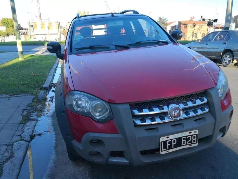 Fiat Strada Adventure 2012 - 80000 km