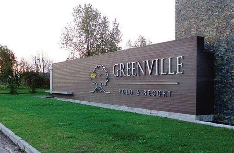 Venta lote de 700 m2 en Greenville Polo Resort.
